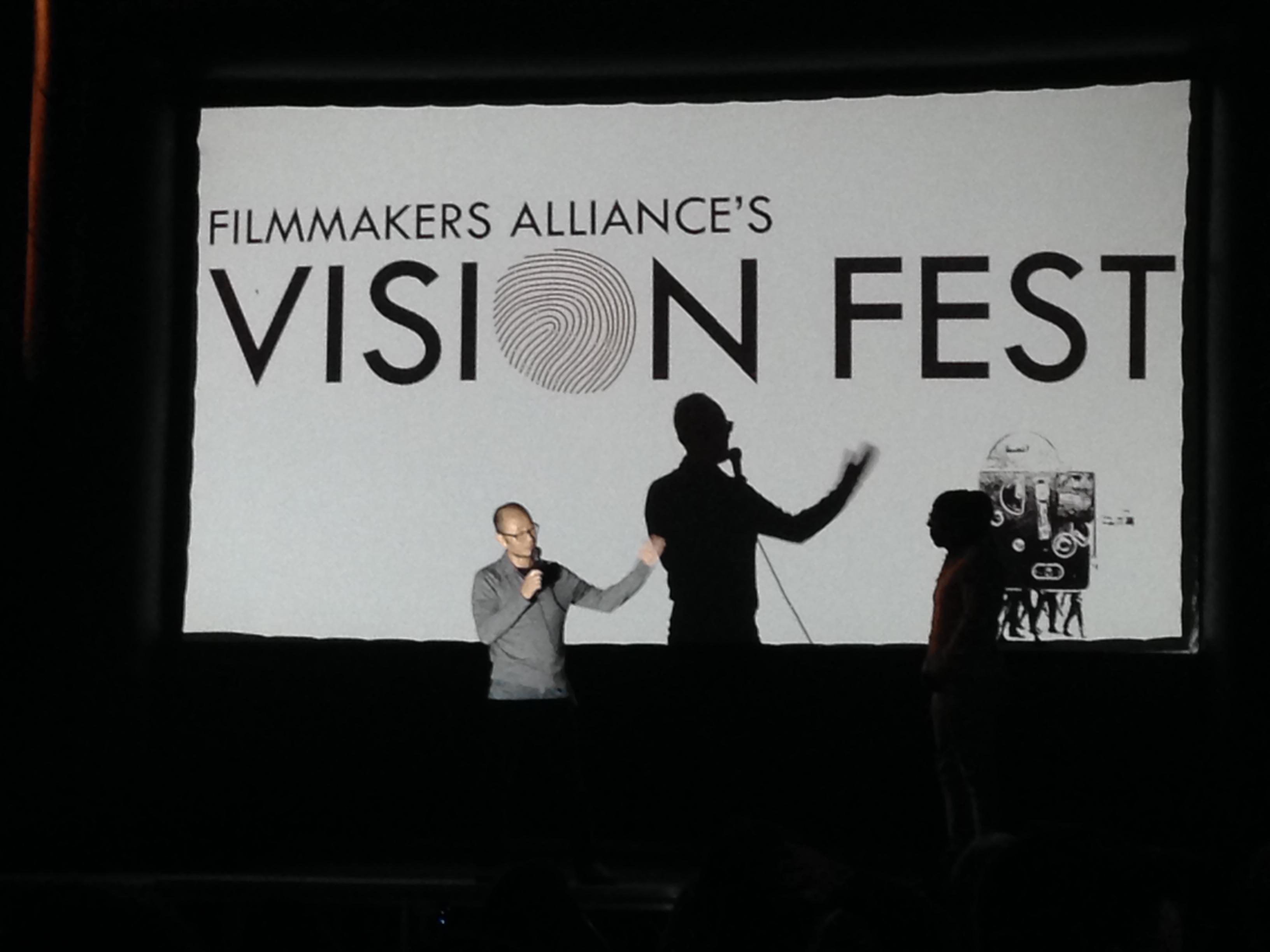 Insung Hwang at Vision Fest 2016